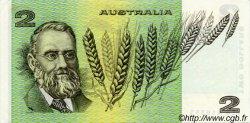 2 Dollars AUSTRALIE  1976 P.43b SUP+