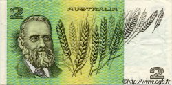 2 Dollars AUSTRALIE  1983 P.43d TTB