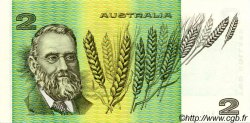 2 Dollars AUSTRALIE  1985 P.43e SUP+