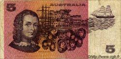 5 Dollars AUSTRALIE  1976 P.44b B+