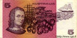 5 Dollars AUSTRALIE  1979 P.44c pr.SUP
