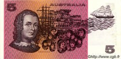5 Dollars AUSTRALIE  1983 P.44d SPL+