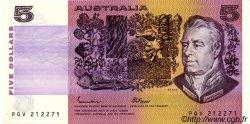 5 Dollars AUSTRALIE  1985 P.44e pr.NEUF