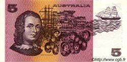 5 Dollars AUSTRALIE  1985 P.44e TTB+ à sUP