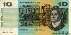 10 Dollars AUSTRALIE  1976 P.45b TTB