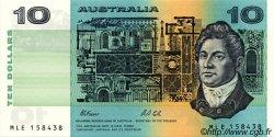10 Dollars AUSTRALIE  1991 P.45g NEUF