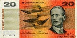 20 Dollars AUSTRALIE  1976 P.46b TTB