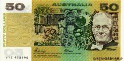 50 Dollars AUSTRALIE  1989 P.47f NEUF