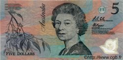 5 Dollars AUSTRALIE  1992 P.50a TB