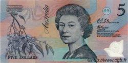 5 Dollars AUSTRALIE  1992 P.50a SUP