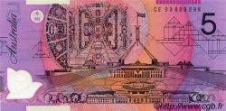 5 Dollars AUSTRALIE  2003 P.51c NEUF