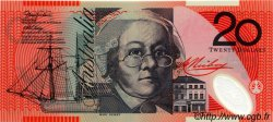 20 Dollars AUSTRALIE  2002 P.59 SUP