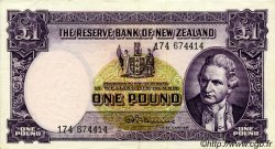 1 Pound NOUVELLE-ZÉLANDE  1967 P.159d SUP