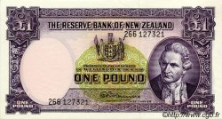 1 Pound NOUVELLE-ZÉLANDE  1967 P.159d SPL+