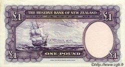 1 Pound NOUVELLE-ZÉLANDE  1967 P.159d SPL