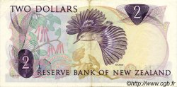 2 Dollars NOUVELLE-ZÉLANDE  1968 P.164b TTB+