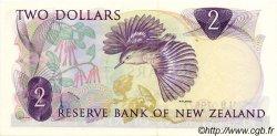 2 Dollars NOUVELLE-ZÉLANDE  1975 P.164c pr.NEUF