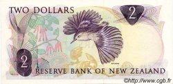 2 Dollars NOUVELLE-ZÉLANDE  1977 P.164d NEUF