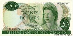 20 Dollars NOUVELLE-ZÉLANDE  1967 P.167a pr.NEUF