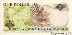 1 Dollar NOUVELLE-ZÉLANDE  1981 P.169a TTB+