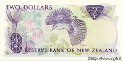 2 Dollars NOUVELLE-ZÉLANDE  1981 P.170a SPL