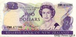 2 Dollars NOUVELLE-ZÉLANDE  1985 P.170b SUP