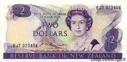 2 Dollars NOUVELLE-ZÉLANDE  1985 P.170b pr.NEUF