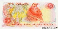 5 Dollars NOUVELLE-ZÉLANDE  1981 P.171a NEUF