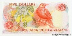 5 Dollars NOUVELLE-ZÉLANDE  1985 P.171b pr.NEUF