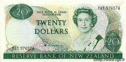 20 Dollars NOUVELLE-ZÉLANDE  1981 P.173a pr.NEUF