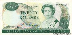 20 Dollars NOUVELLE-ZÉLANDE  1985 P.173b SUP