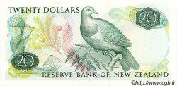 20 Dollars NOUVELLE-ZÉLANDE  1985 P.173b pr.NEUF