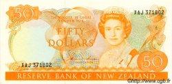 50 Dollars NOUVELLE-ZÉLANDE  1981 P.174a pr.NEUF