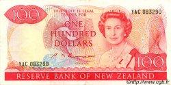 100 Dollars NOUVELLE-ZÉLANDE  1985 P.175b SUP