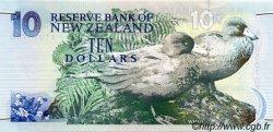 10 Dollars NOUVELLE-ZÉLANDE  1992 P.178 pr.NEUF