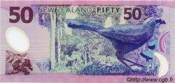 50 Dollars NOUVELLE-ZÉLANDE  1999 P.188 NEUF