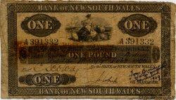 1 Pound NOUVELLE-ZÉLANDE  1906 PS.054 B