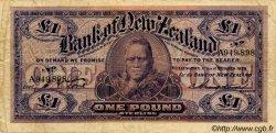 1 Pound NOUVELLE-ZÉLANDE  1925 PS.233 TB à TTB