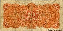 10 Shillings NOUVELLE-ZÉLANDE  1923 P.S371 B+
