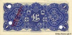1 Pound NOUVELLE-ZÉLANDE  1923 P.S372s pr.NEUF