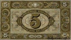 5 Francs SUISSE  1946 P.11l TTB+