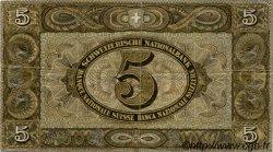 5 Francs SUISSE  1946 P.11l TTB
