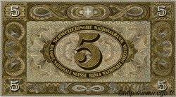 5 Francs SUISSE  1947 P.11m NEUF