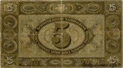 5 Francs SUISSE  1947 P.11m B+