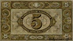 5 Francs SUISSE  1949 P.11n TTB+