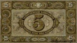 5 Francs SUISSE  1951 P.11o TTB+