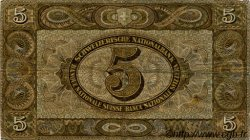 5 Francs SUISSE  1951 P.11o B+