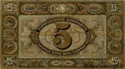 5 Francs SUISSE  1951 P.11o pr.TTB