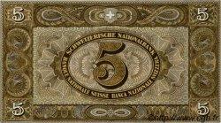 5 Francs SUISSE  1951 P.11o SPL