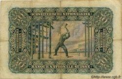 50 Francs SUISSE  1931 P.34f TB